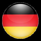Cerchio rappresentante la bandiera tedesca